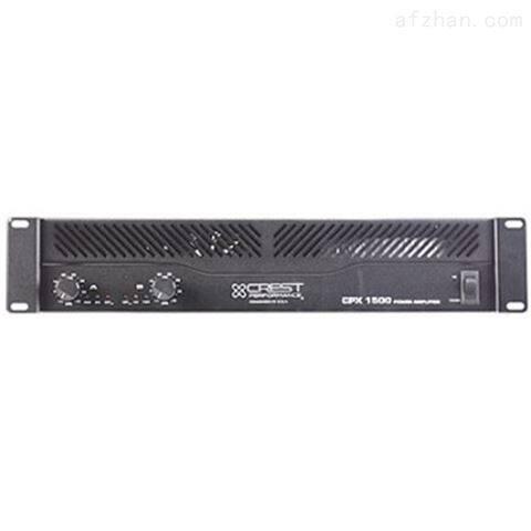 高峰 Crest Audio CPX-1500 专业功放