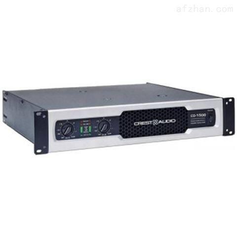 高峰 Crest Audio CD 1500 专业功放