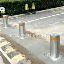 步行街隔离阻车沉地桩,电液合体升降柱