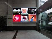 写字楼大堂安装15平P3全彩LED显示屏多少钱