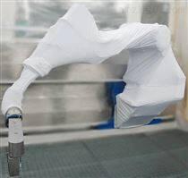 喷涂机器人防护服_防静电服,优质耐用