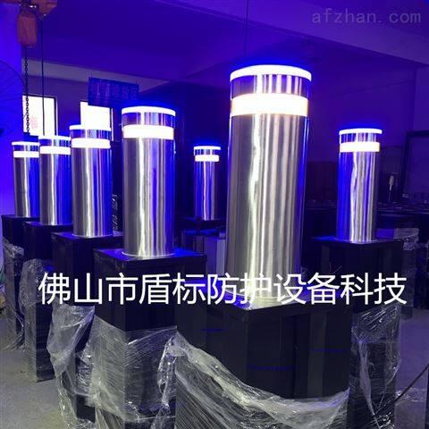 广州全自动液压升降柱 伸缩柱 防撞路桩现货