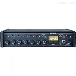 舒尔 SHURE M367 六路输入便携式混音器