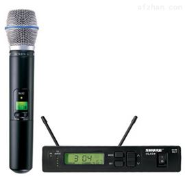 舒尔 SHURE ULXS24/BETA87A 无线手持话筒