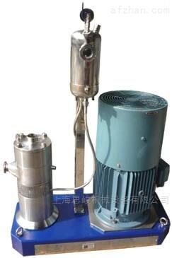 管线式硅油高速乳化机