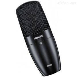 舒尔 SHURE SM27 电容话筒