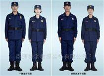 消防员作训服 19式夏季作训 服