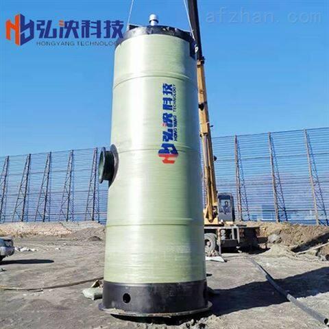 灌溉泵房厂家供应一体化智慧泵房定制