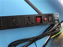 沃盾品牌 8位PDU防雷插排 防雷分配单元