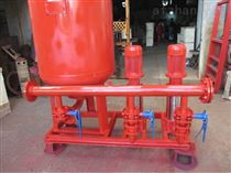 消防工程气体顶压稳压恒压供水设备水泵