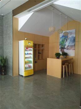 中山步行街24小时自动零售机运营商