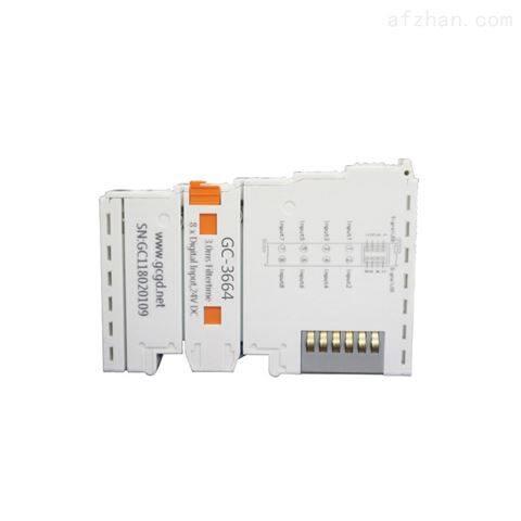 广成GC-3664四路模拟量输入PLC 国内plc