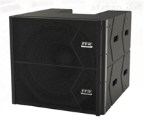 FFR Audio美国富峰吊挂式线阵列低音音箱
