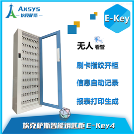 埃克萨E-key5埃克萨斯汽车E-key5动车组智能钥匙柜