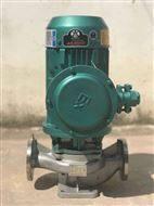 316不锈钢耐腐蚀增压管道泵