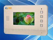 供应网线数码彩色可视对讲门铃分机
