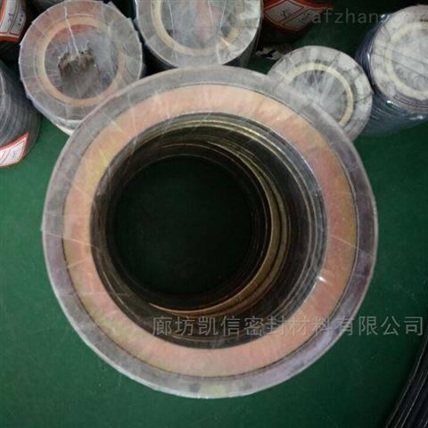 316FG金属缠绕垫制作