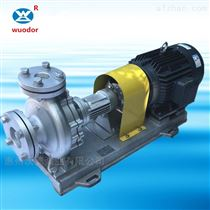 高溫連軸管道熱油循環泵