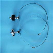 热销光缆杆用引下线夹紧固夹具