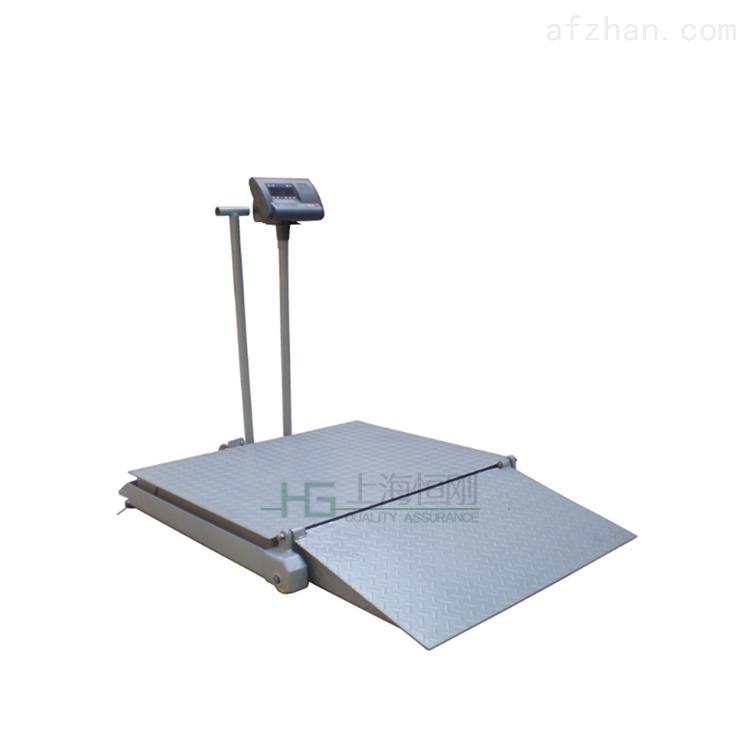 连电脑接口电子磅秤 便携可移动地磅秤