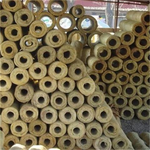 高密度憎水岩棉管使用时间长