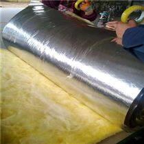 铝箔玻璃棉卷毡每平方批发价