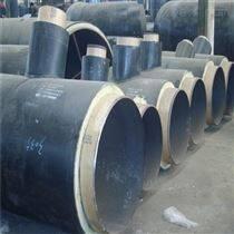塑套钢预制保温管,预制聚氨酯直埋管