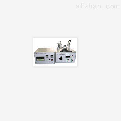 织物感应式静电测试仪特点