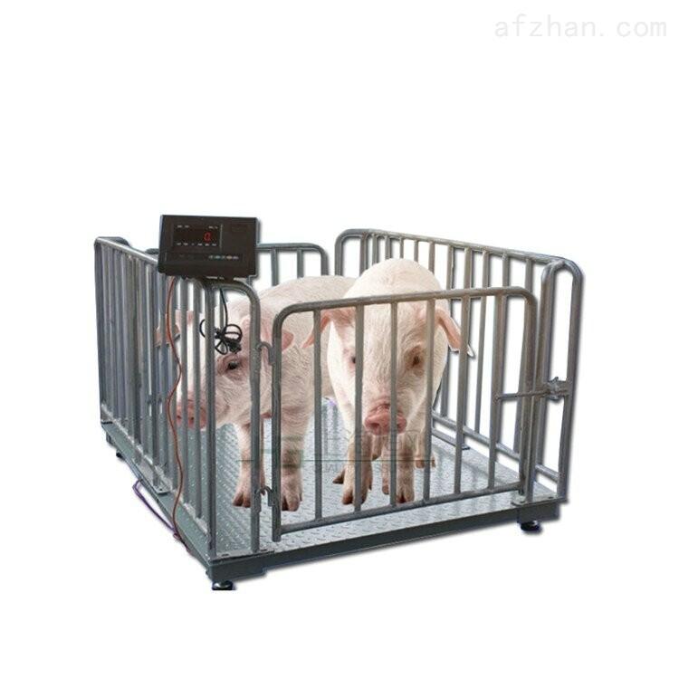 1-5吨养猪场可定制称重地磅