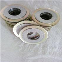 D型金属缠绕垫 内外环不锈钢垫片厂家