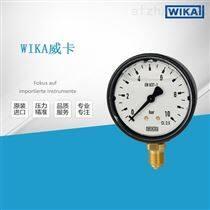 威卡WIKA波登管压力表铜合金材质113.13