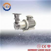 德国《LOCKE》洛克无泄漏磁力驱动旋涡泵