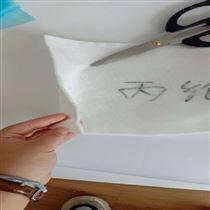 常州丙綸無紡布專用KN95過濾棉
