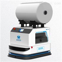 印刷機上下料機器人