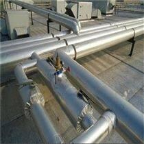 威海市鋁皮管道保溫施工報價