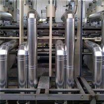 杭州市白铁皮岩棉管道设备保温施工