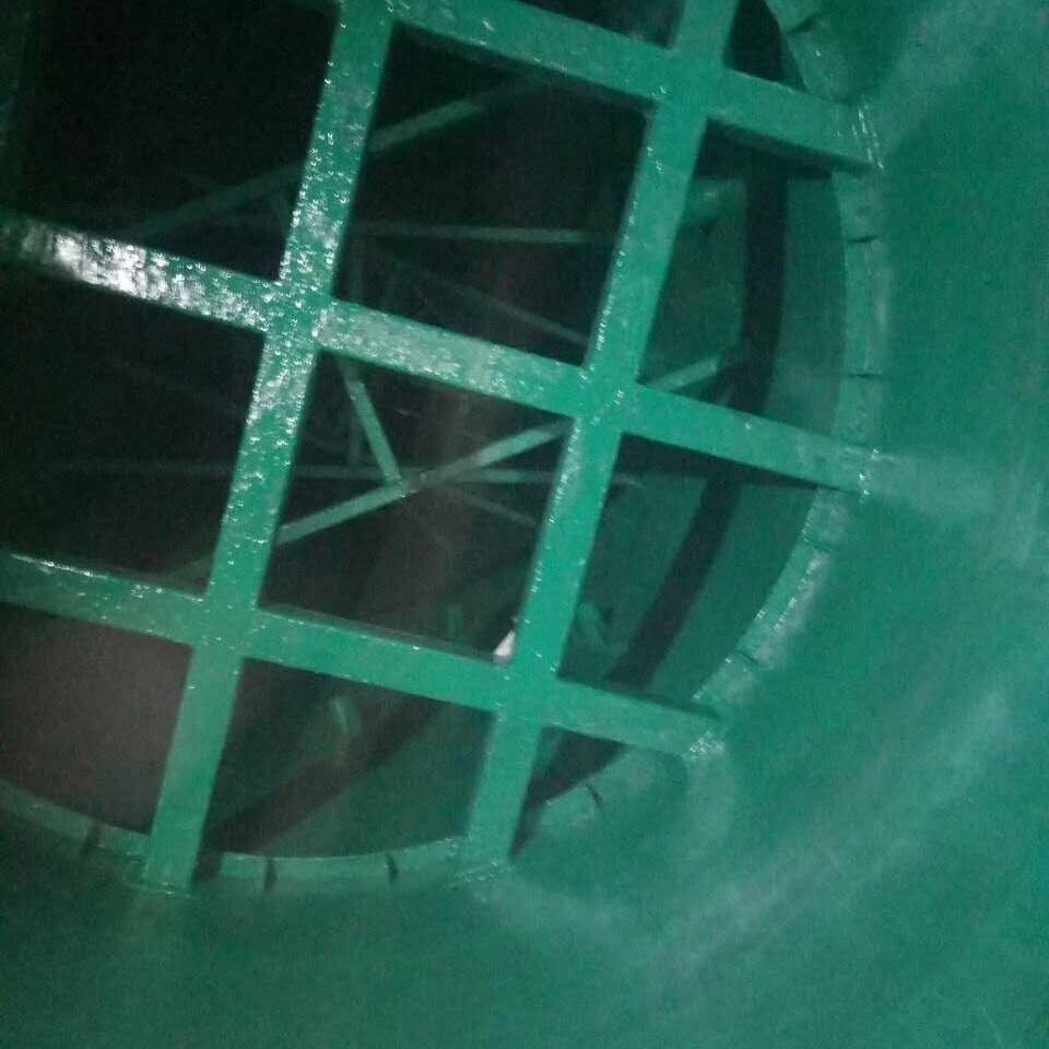 唐山电厂吸收塔防腐材料施工队