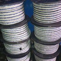 耐磨芳纶纤维盘根 芳纶碳素混编盘根