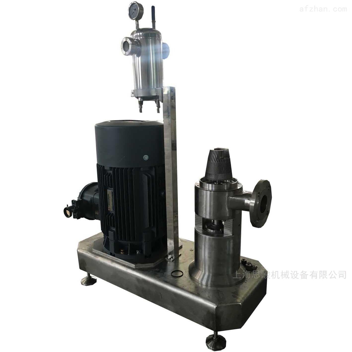 废油高剪切乳化機