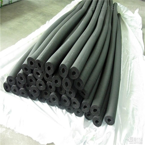 朝阳橡塑管 高密度橡塑保温管生产厂家