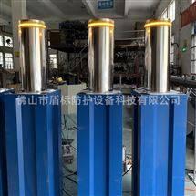DB景区液压伸缩挡车立柱 埋地式全自动升降柱
