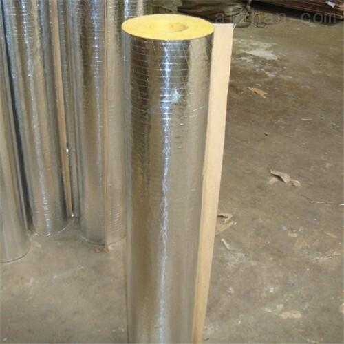石家庄铝箔复合玻璃棉卷毡厂家批发