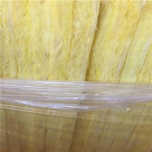 锡林郭勒盟鸡舍大棚保温玻璃棉卷毡生产厂家