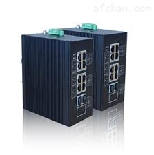 S7500D 係列三層全千兆網管型導軌式工業交換機