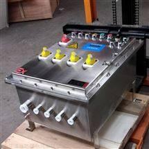 BXK304不锈钢防爆控制箱配电箱