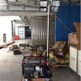SFW6110B移动应急照明灯(汽油发电机应急抢修灯)