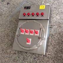 防爆照明动力配电箱IIC级不锈钢