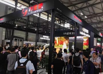 視聽科技點亮美好生活 利亞德高科技閃耀CES Asia 2019