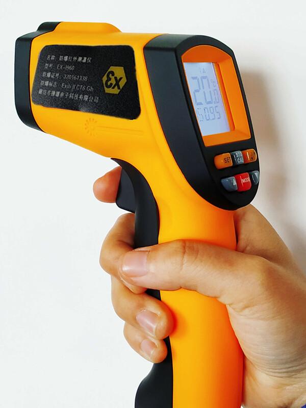 EX-TI360防爆红外热成像仪在石化防爆系统中新应用