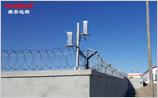 维安达斯激光对射幕墙在石油石化领域应用